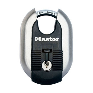 Master Lock Excell Titanium Reinforced 60mm Padlock