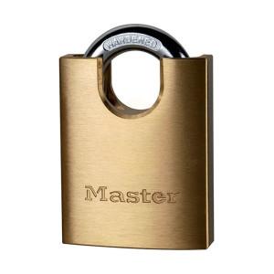 Master Lock Solid Brass Padlocks Shrouded Shackles