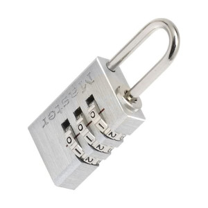 Masterlock Aluminium Combination Padlocks