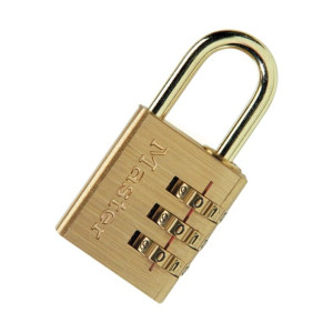 Masterlock Brass Combination Padlocks