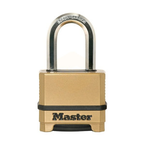 Masterlock Excell 4 Digit Combination Padlocks