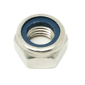 Micro Hexagon Nylon Insert Locking Nuts