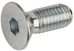 Micro Socket Countersunk Screws