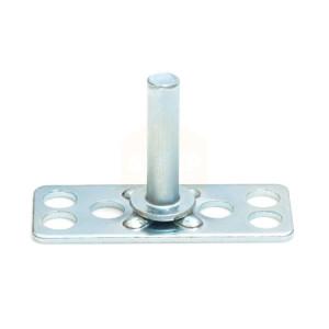 Mild Steel Plain Pin - 38mm x 15mm