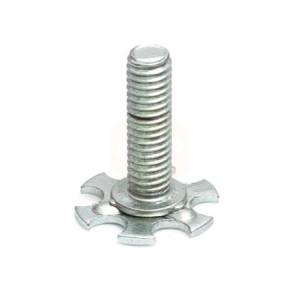 Mild Steel Threaded Stud - 19mm Round