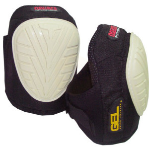 Nailers G2 Gel Non-Marking Gripper Knee Pads