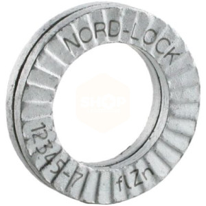 Nord-Lock Wedge Locking Washers Steel