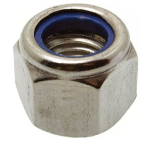 Nyloc Nut Type P - Metric Stainless A4