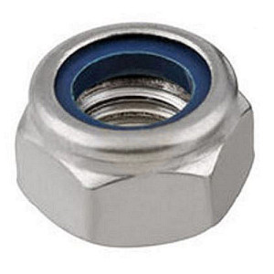 Nyloc Nut Type T - Metric Stainless A2