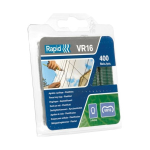 Rapid VR16 & VR22 Green Hog Rings