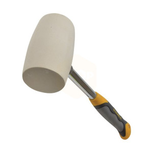 Roughneck White Rubber Mallets Non Marking
