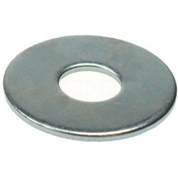 Round Roofing Washers BZP