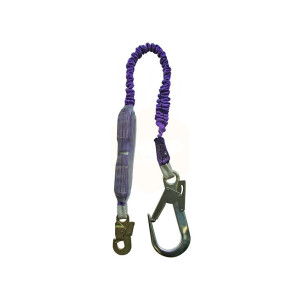 Scan Fall Arrest Lanyard 1.95m, Hook & Connect