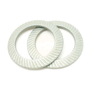 Schnorr Safety Lock Washers Type S - Zinc Plated