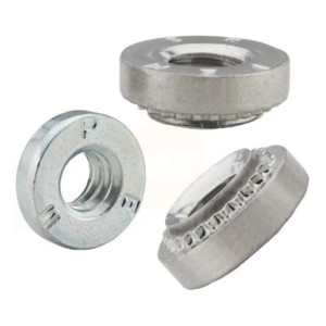 Self-Clinching Nuts Steel BZP
