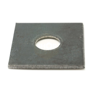 Square Plate Washers - Self Colour
