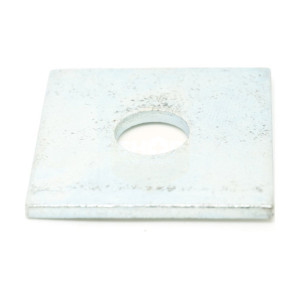 Square Plate Washers - Zinc Plated BZP