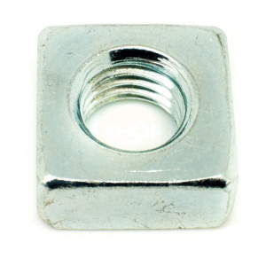 Square Roofing Nuts - Zinc Plated BZP