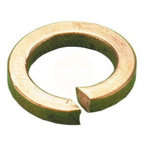 Square Section Spring Washers - Phosphor Bronze