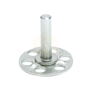 Stainless Steel Plain Pin - 23mm Round