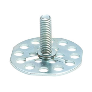 Stainless Steel Threaded Stud Bonding Fasteners - 38mm Round