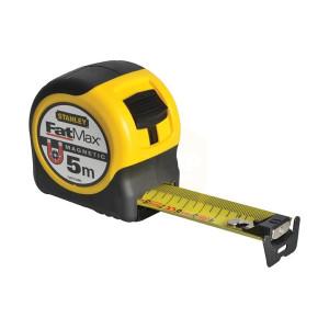Stanley FatMax Blade Armor Magnetic Tape 5m (Width 31.7mm)