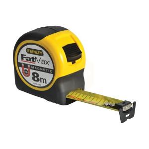 Stanley FatMax Blade Armor Magnetic Tape 8m (Width 31.7mm)