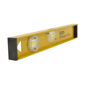 Stanley PRO-180 I Beam Levels 3 Vial Girder Levels