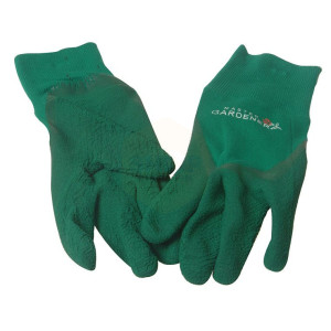 Town and Country Men's Crinkle Finish Gloves