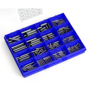 Dowel Pin Kit - 250 Pieces