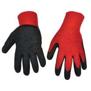 Vitrex Premium Builder's Grip Gloves - Latex Palm