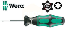 Wera 300 Torque-Indicator Torx Drive Screwdrivers