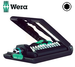 Wera Kraftform Kompakt 50 Bit Holding Screwdriver Sets