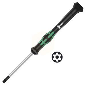 Wera Kraftform Micro 2067 TX BO Security Torx Screwdrivers