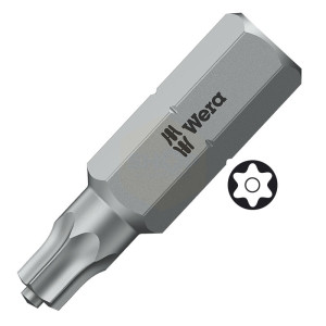 Wera Pro Torx with Central Pin Screwdriver Insert Bits