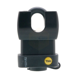 Yale Y221 Weatherproof Closed Shackle Padlock
